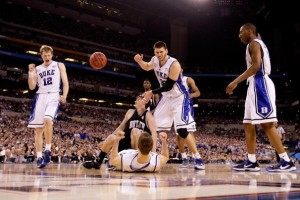 NCAA Championship Game: Butler v Duke