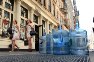 Extreme Heat And Humidity Return To New York, Temperatures Reach Mid 90's