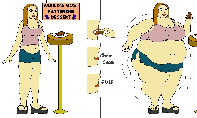 Fatten your feedee game