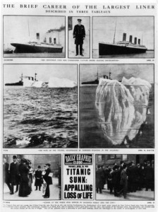 Titanic Sunk